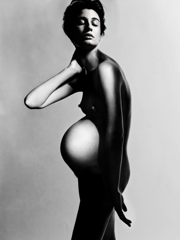 Erin O'Connor by Nick Knight