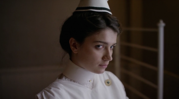 Eve Hewson, that look