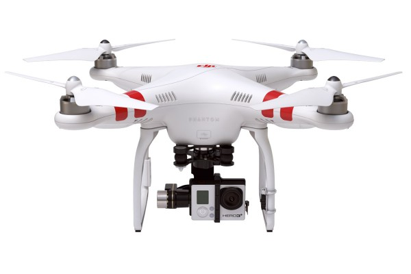 Phantom 2 with Zenmuse H3-3D