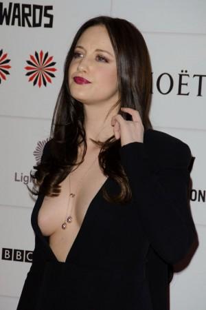 Andrea Riseborough side boob 2
